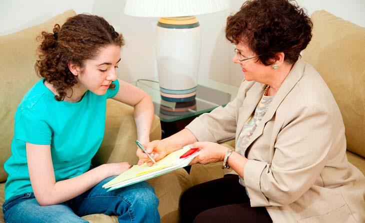 как побороть застенчивость у подростка