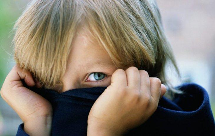 как избавить ребенка от застенчивости